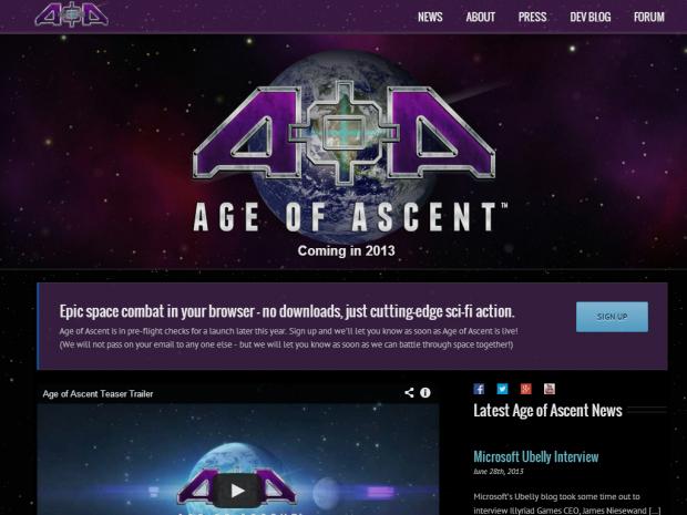 AoA Website