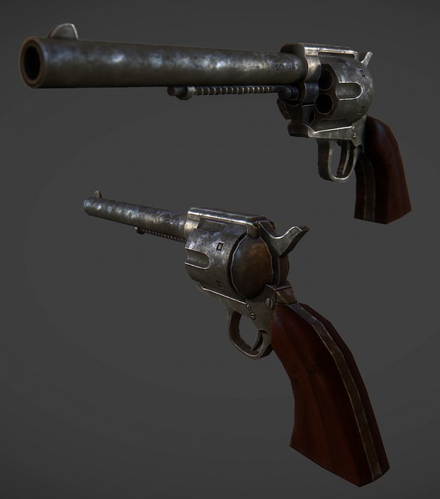 Colt Single Army