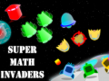 Super Math Invaders