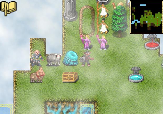 Deity Quest v1.1.5 Screenshots