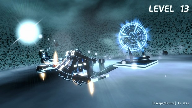 ICEBOX: Speedgunner Screenshot (v0.9.x)