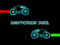 Light Cycles Duel (Tron)