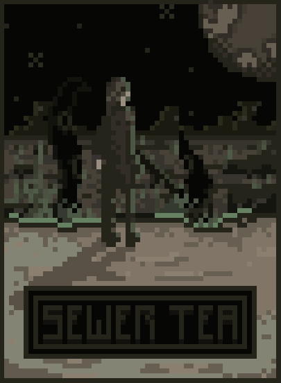 Sewer Tea poster