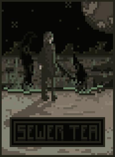 Sewer Tea poster