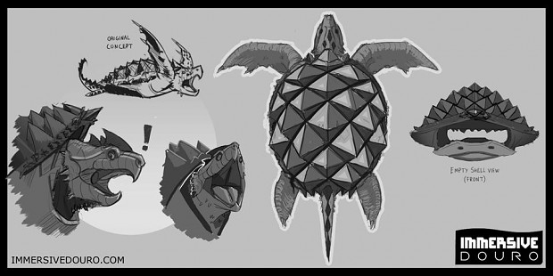 Spinning Turtle Final Concept