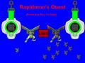 Rapidmon's Quest