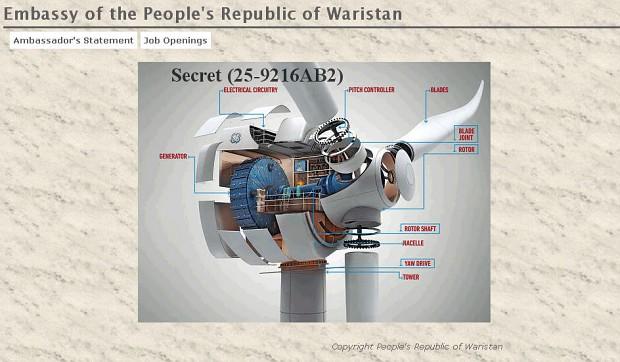 Screenshots of SPY