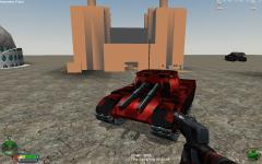 Heavy Tank Ingame 3