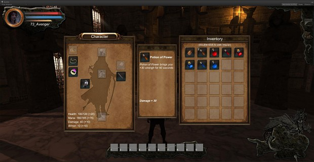 Journey of the King Inventory