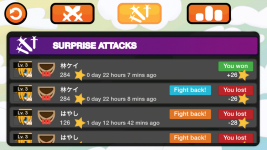 Fight back against your attackers!
