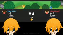 Random opponent found!