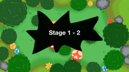 Stage start animation!