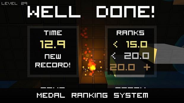 PilotLight - Medal Ranking System