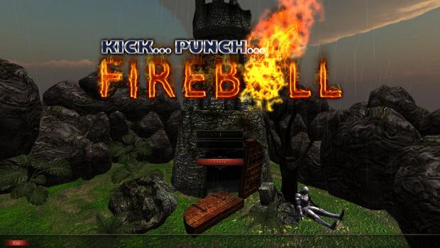 Kick Punch Fireball - New UI Sneak Peak