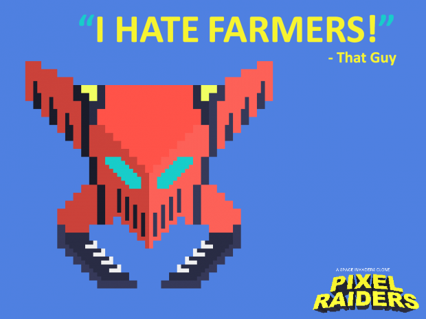 I HATE FARMERS -That Guy