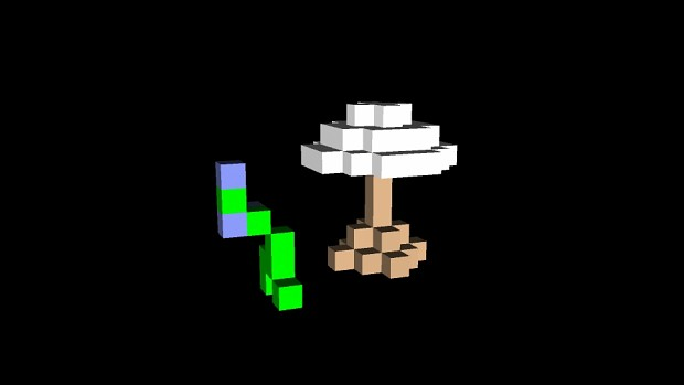 Realm of Dwarves Mushroom