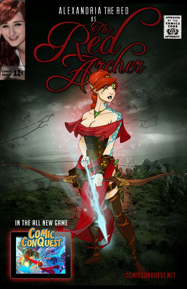 The Red Archer