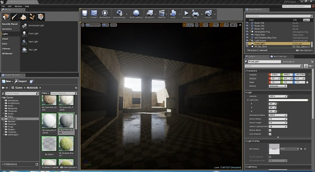 Updating to Unreal Engine 4!