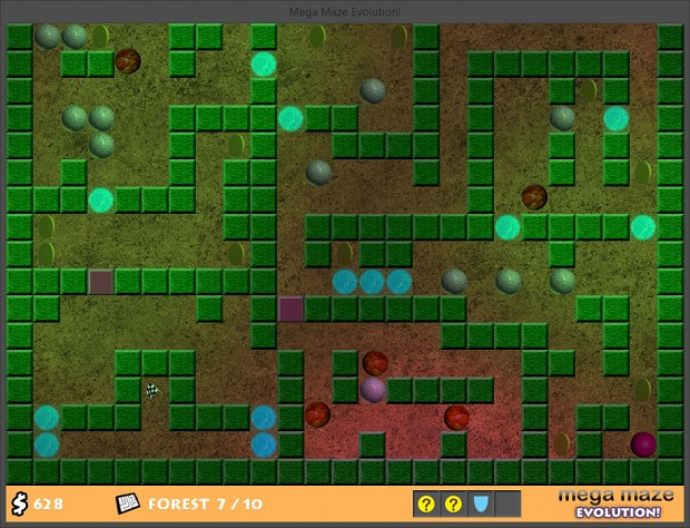 Mega Maze Evolution Beta Screenshot 3