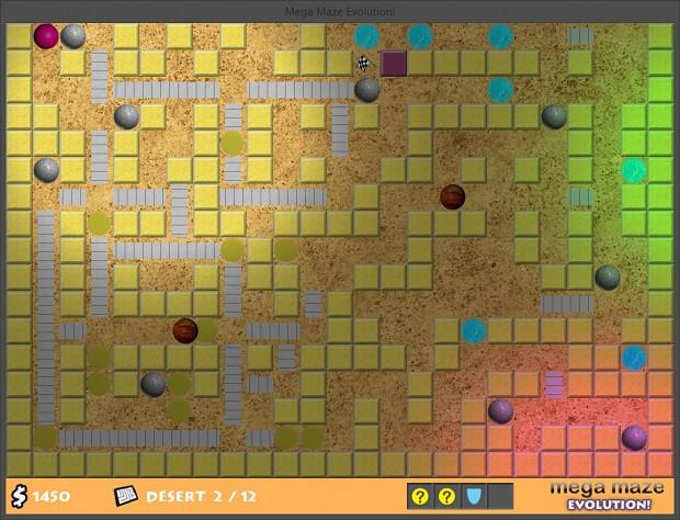 Mega Maze Evolution Beta Screenshot 4