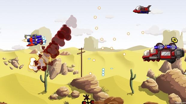 Desert level preview