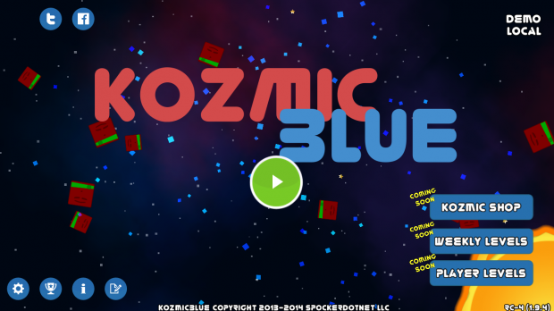 Kozmic Blue - Demo Images