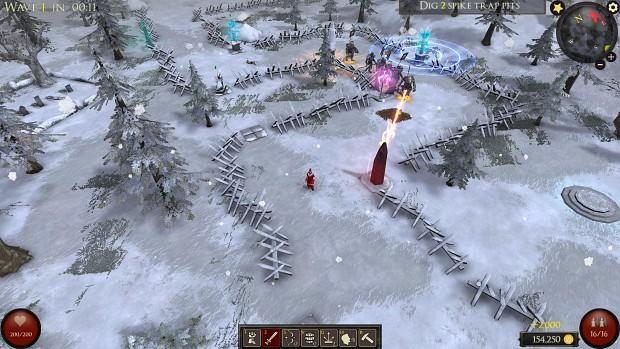 bonus winter map