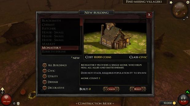 Heldric 1.2 mega update