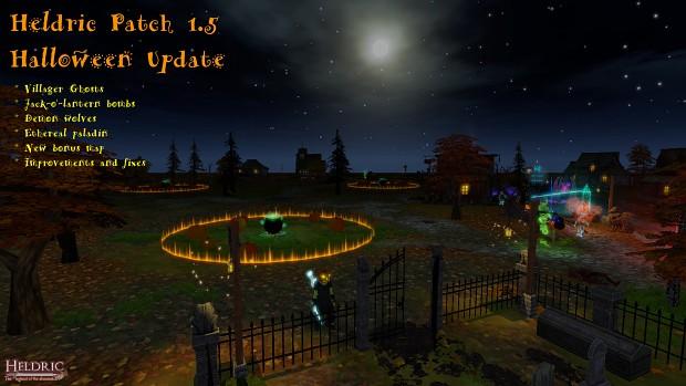 Halloween Update 1.5
