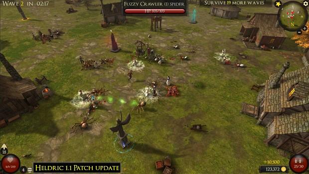 Heldric 1.1-5229 update