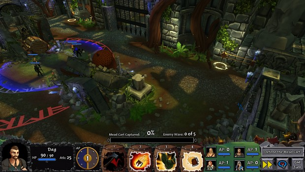 Midgard Saga Beta Screenshots