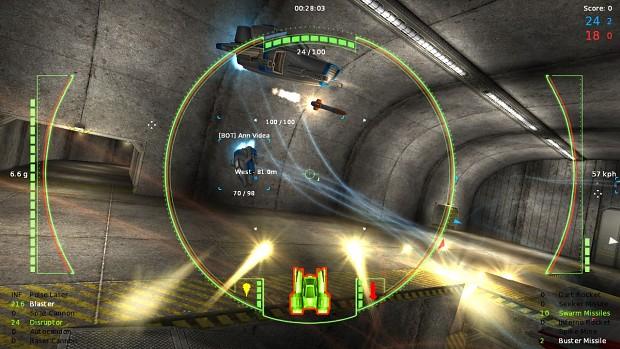 Battle in Bunker