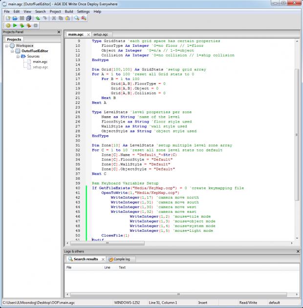Editor Simplicity