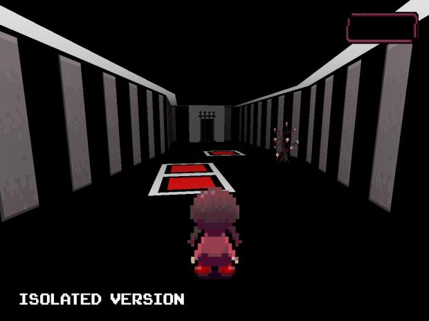 Yume Nikki 3d Isolated DLC screenshot