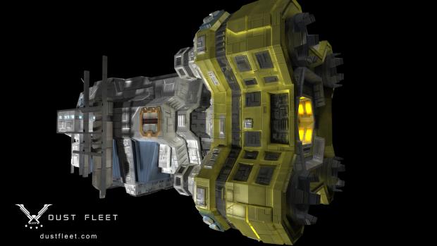 Utility ship