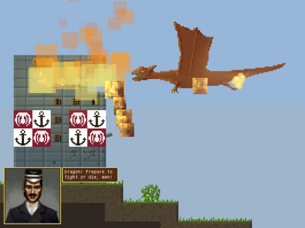 Airships: Monsters!