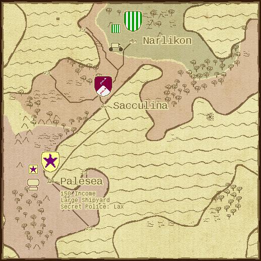 Extreme Map Sizes