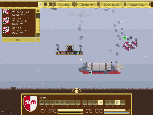 Airships Diplomacy Screenshots