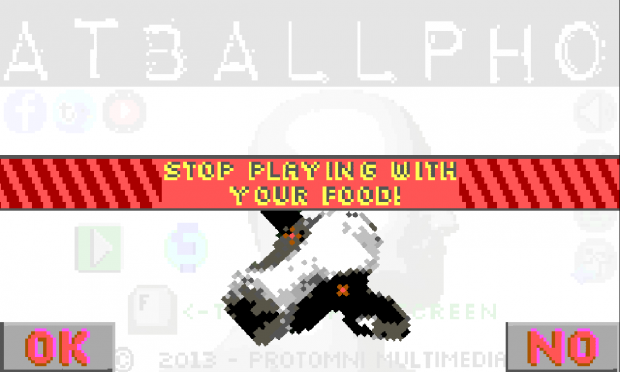 Meatballphobia - The Mighty Hypnocow!