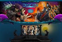 Dengen Chronicles new homepage