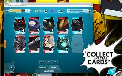 Collect special cards