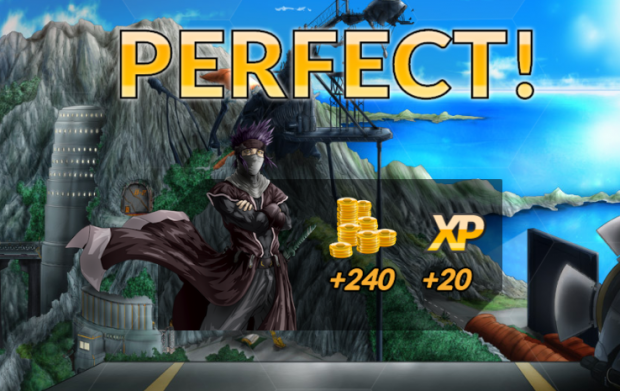 Perfect mode = bigger prize