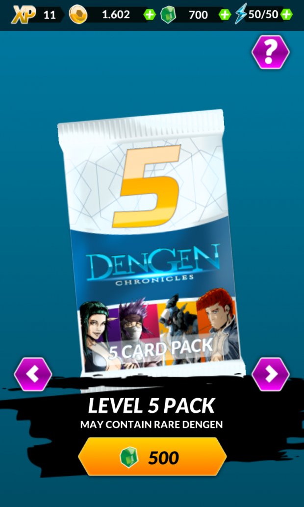Dengen Chronicles for Android - Package