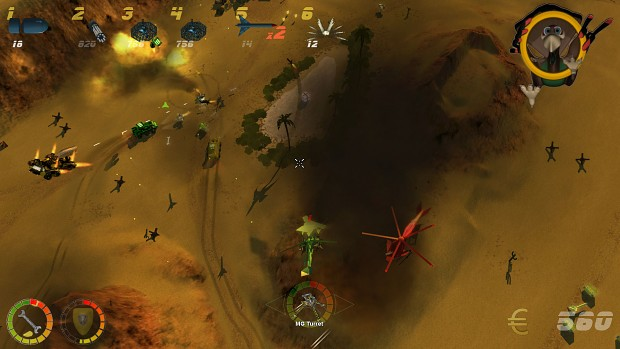 FragFest In Game Screenshot
