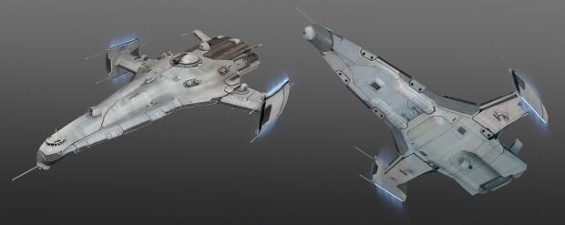 The Lone Ranger - Assault Frigate