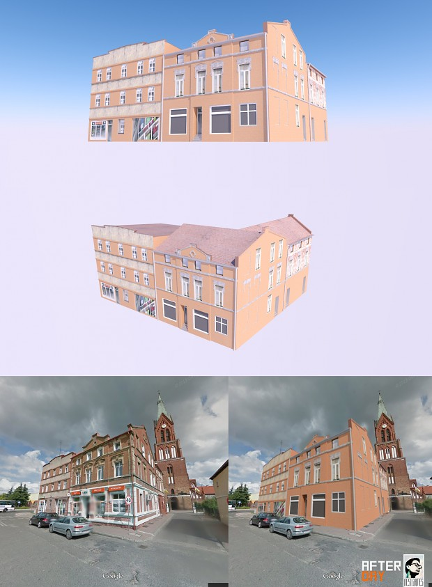buildings models