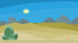 Desert Screenies