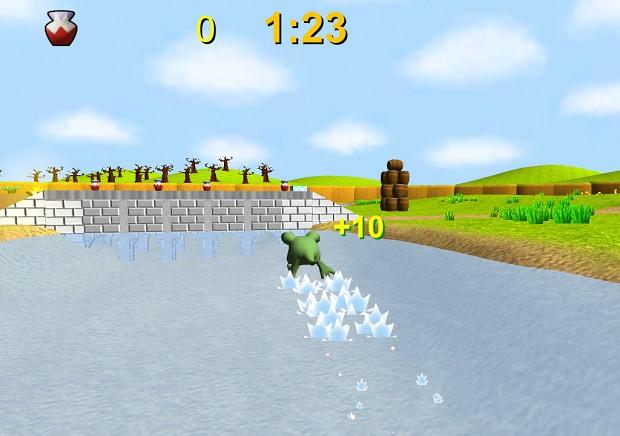 Run Horrible Monster! Screenshots