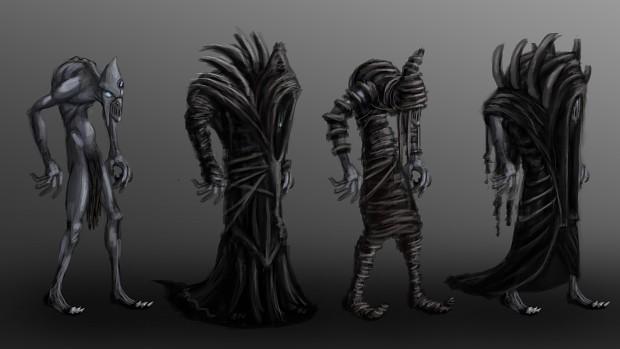 Dragen Concept Art
