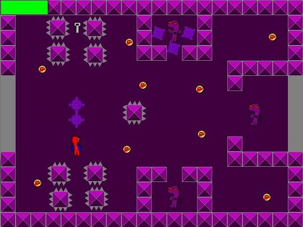 Spooderman The Video Game: II Screen Shots